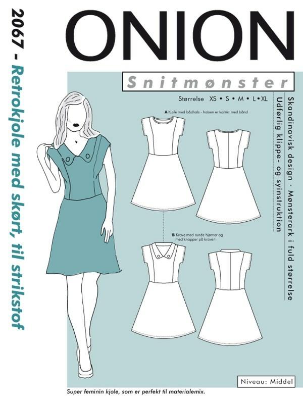 Retro kjole god til jerseystoffer | Retro outfits, Syning