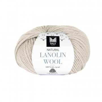 Natural Lanolin Wool 1405 Sandbeige
