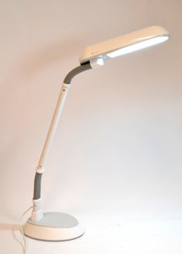 Flex Arm Plus Klype Og Bord Lampe