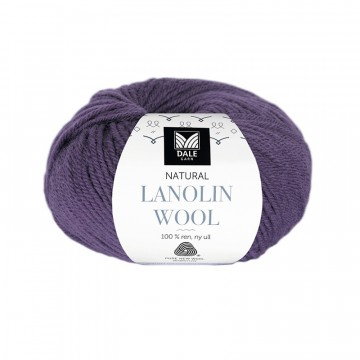 Natural Lanolin Wool 1415 Amethystlilla