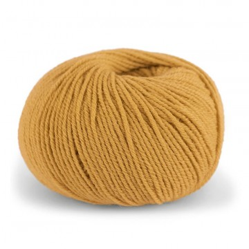 Pure Eco Wool Mais Gul 1217