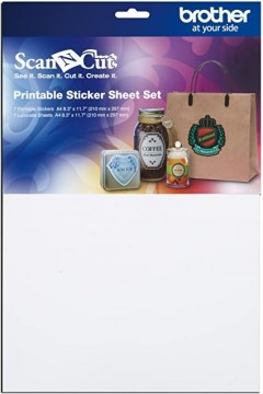 Printable Sticker Sheet Set (2*7st)