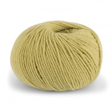 Pure Eco Wool Korn Gul 1209