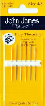 John James Easy Threading Størelse: 4/8