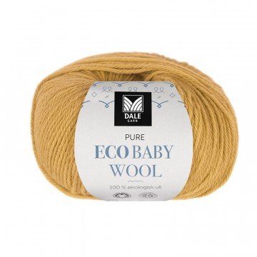 Pure Eco Baby Wool 1317 Maisgul