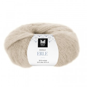 Kid Silk Erle 2621 Beige
