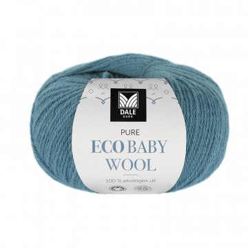 Pure Eco Baby Wool 1321 Petrol