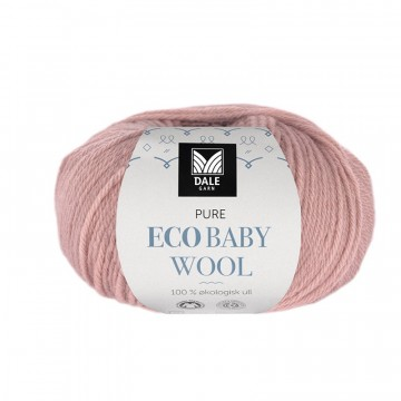 Pure Eco Baby Wool 1327 Dus gammelrosa