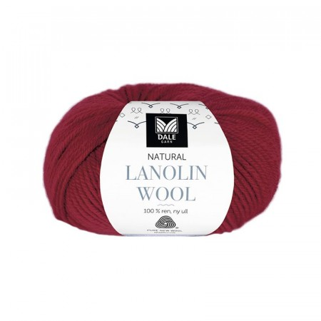 Natural Lanolin Wool