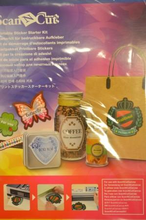 Labels- og Stamps tilbehør