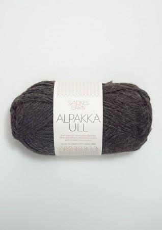 Alpakka Ullgarn